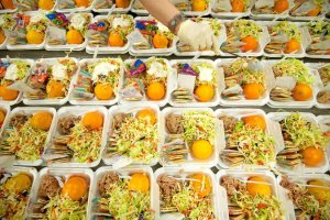 Inmates see kosher food as fresher and safer than the usual. Troy Wayrynen/The Columbian